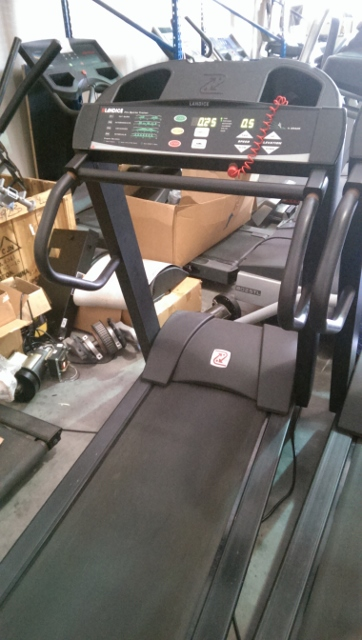 Landice L7 Pro Sports Trainer Treadmill Image