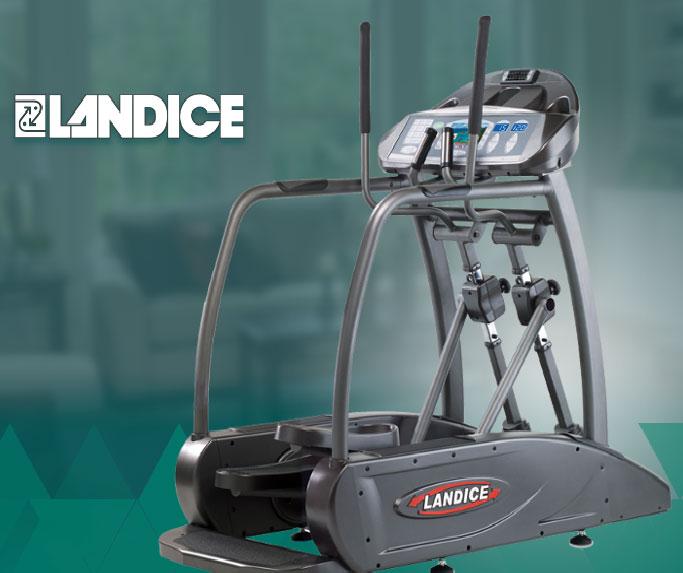 Landice E-7 Executive Trainer Eliptimill Image