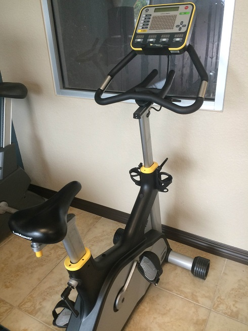 LeMond G-Force Upright Bike Image