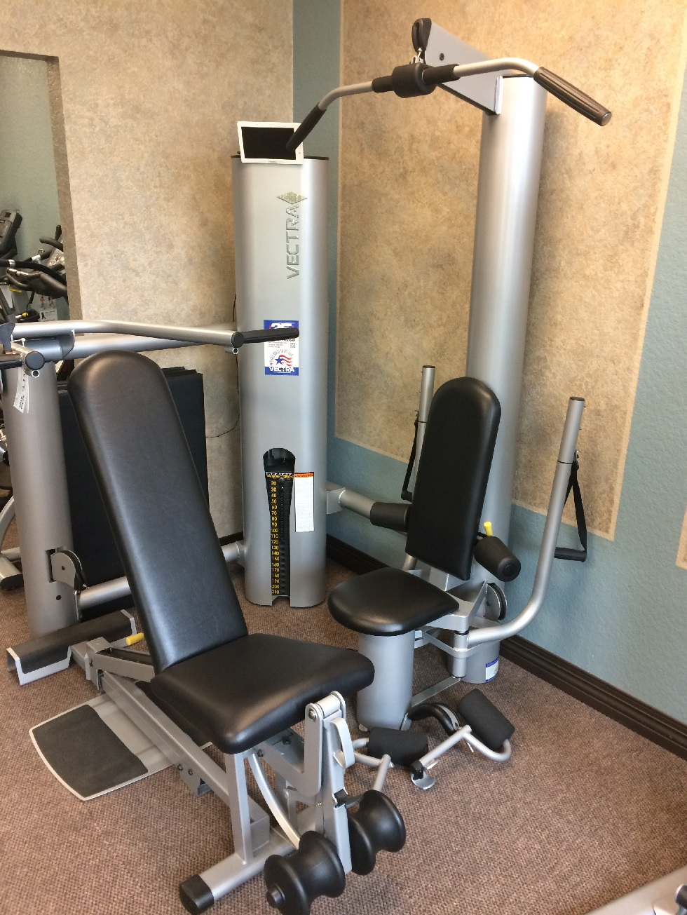 Vectra 1450 Multigym Image