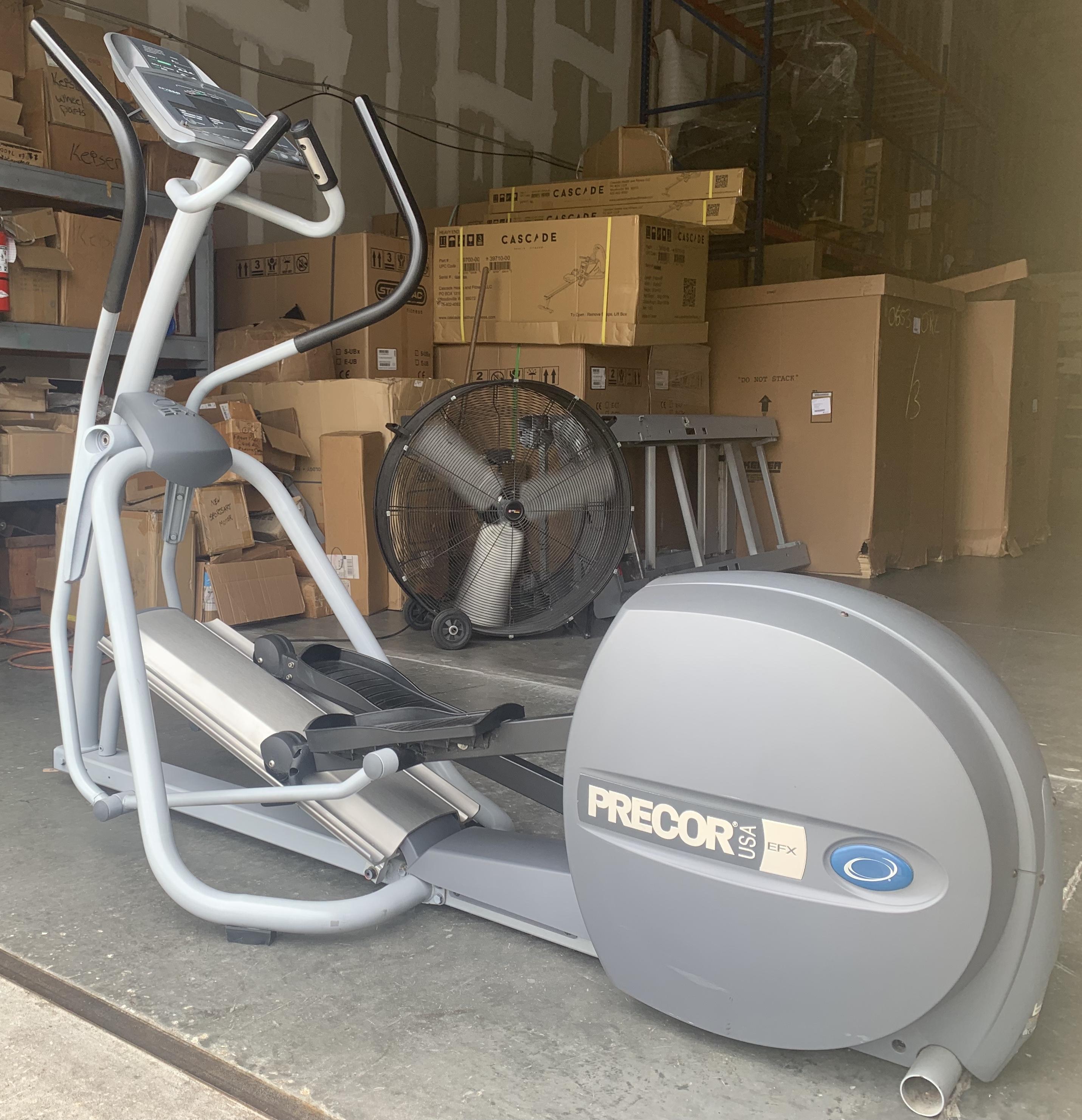Precor Fitness EFX554I Elliptical CrossTrainer Image