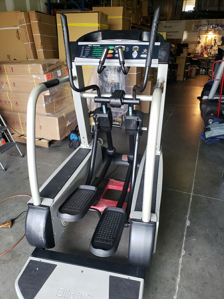 LANDICE E-9 ELLIPTICAL  PRO TRAINER Image